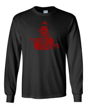 242 Sweet Dreams Long Sleeve Shirt scary movie elm street 80s  All Sizes/Colors - $18.00