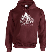 243 Overlook Hotel Hoodie shining scary horror movie 70s classic All SizesColors - $30.00