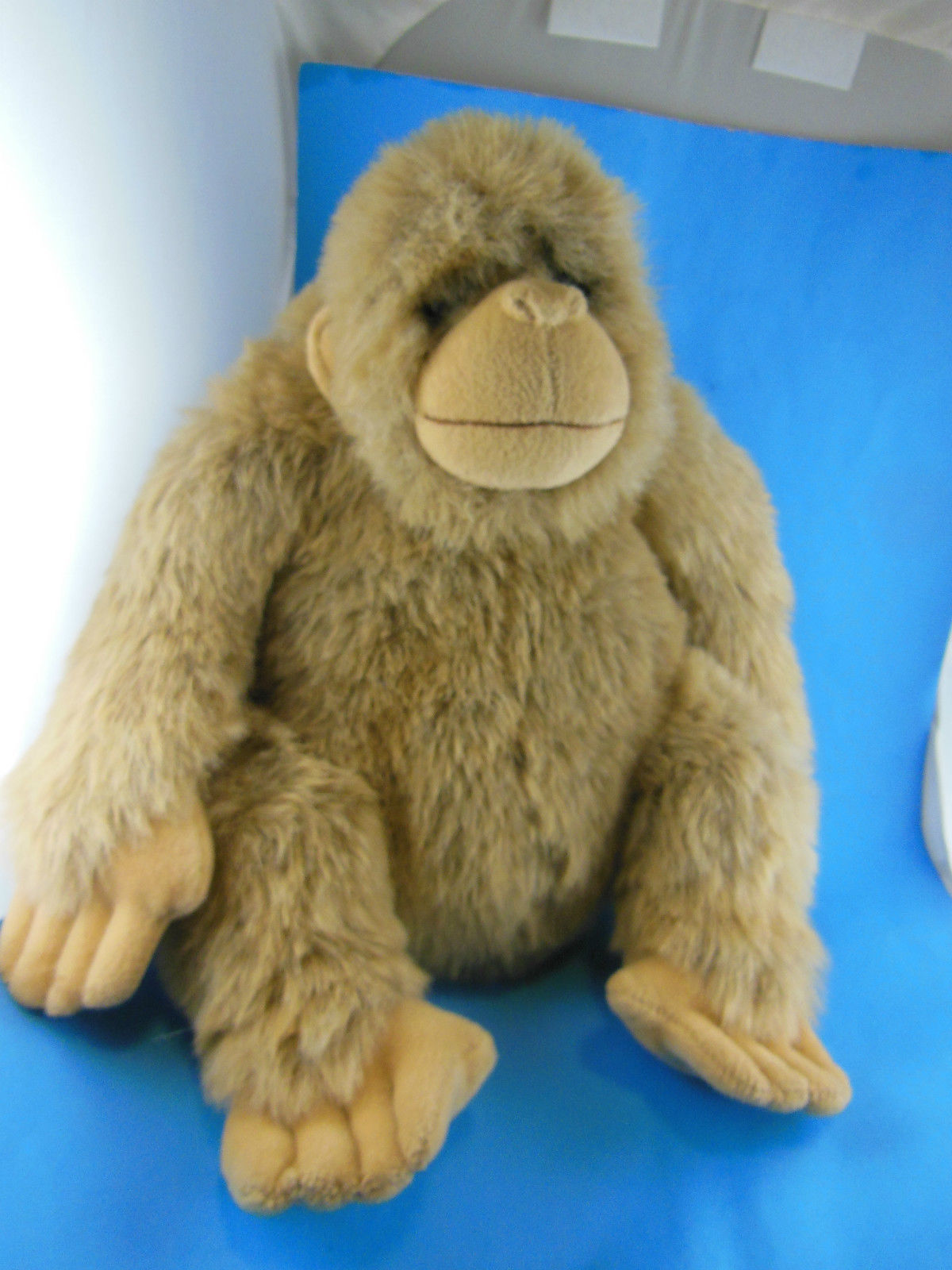 "Primary image for Lou Rankin  Friends 15"" Monkey Ape Plush Dakin"