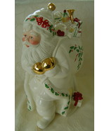 Lenox, Holiday Santa Cookie Jar  NIB - $60.00