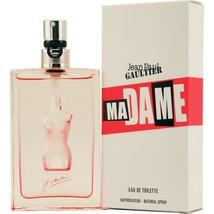 Madame Perfume By JEAN PAUL GAULTIER Eau deToilette 3.3 oz spray - $42.00