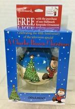 40th Anniversary Charlie Brown Christmas Hallmark Christmas Tree Ornamen... - $22.28