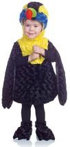 Underwraps Belly Babies Tucan Kid's Halloween Costume Asst Sizes New - $19.99