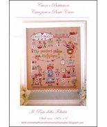 IlA Posto della Felicita cross stitch chart Cuore e Batticuore  - $10.80