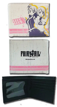 Fairy Tail Lucy & Lucy Bi-Fold Wallet GE61925 *NEW* - $19.99