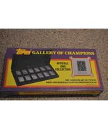 1988 Topps Gallery of Champions Set (Aluminum) Factory Sealed Rare - $87.99