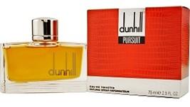 Dunhill Pursuit 2.5 oz EDT for Men - $48.00