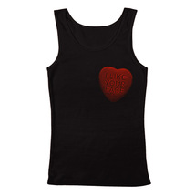 "Women's Valentine's Candy ""I Like Your Face"" Tank top - $22.00+"