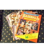 MLB 1990 Hottest Players Sticker Albm and Stickers Unused - $27.00