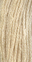 Straw Bonnet (7002) 6 strand hand-dyed cotton floss Gentle Art Sampler Threads - $2.15