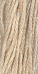 Shaker White (7025) 6 strand hand-dyed cotton floss Gentle Art Sampler Threads