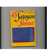 48 SAROYAN STORIES--1943--very early Avon pb - $6.00