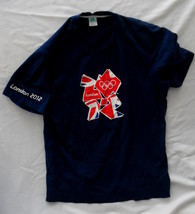 LONDON 2012 OLYMPICS Shirt (Size XL) ***Officially Licensed*** - $19.67