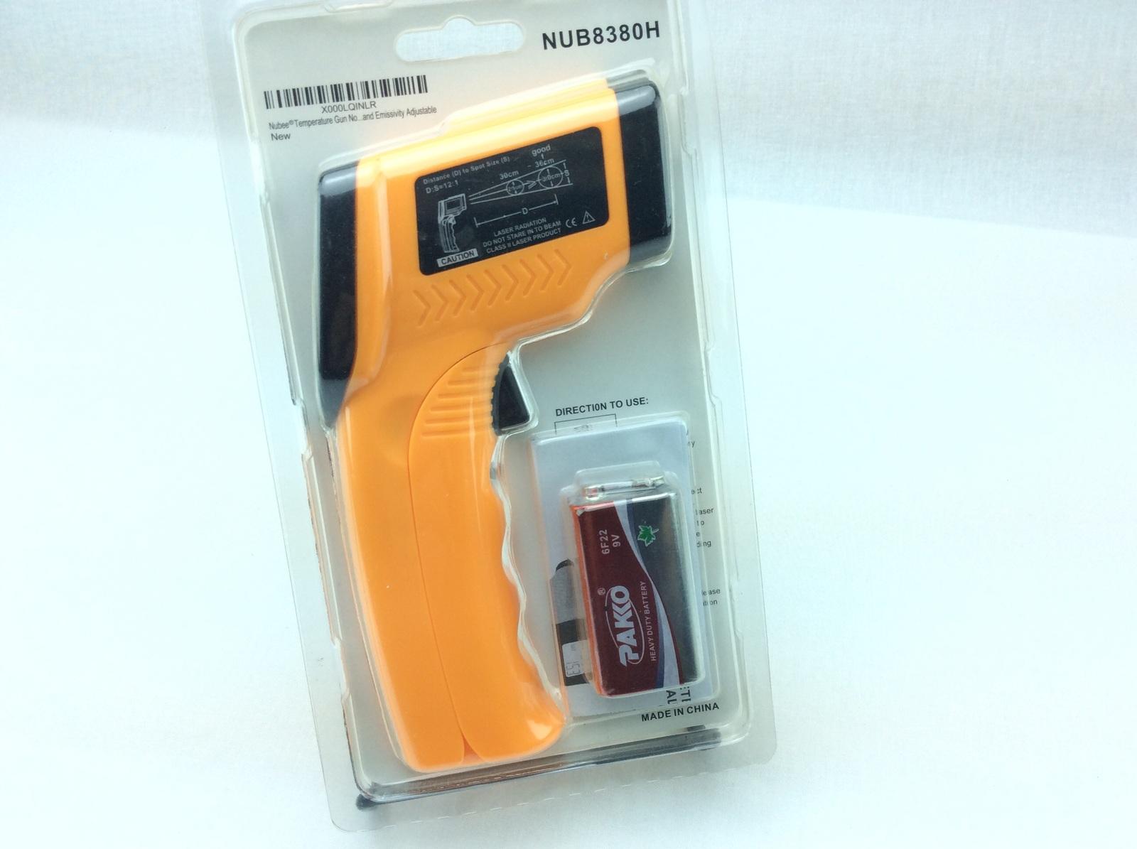 Nubee Temperature Gun Non-contact Infrared and 50 similar items
