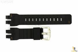 CASIO Pathfinder Protrek PRW-6000 Original Black Rubber Watch Band Strap image 3
