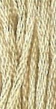 Roasted Marshmallow (7057) 6 strand hand-dyed cotton floss Gentle Art Sampler  - $2.15