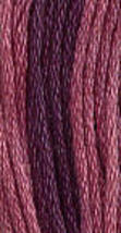 Red Plum (0860) 6 strand hand-dyed cotton floss Gentle Art Sampler  - $2.15