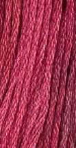 Red Grape (0340) 6 strand hand-dyed cotton floss Gentle Art Sampler  - $2.15