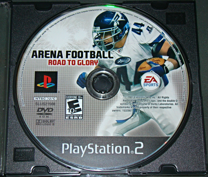 Primary image for Playstation 2 - EA SPORTS - ARENA FOOTBALL ROAD TO GLORY (Game Only)