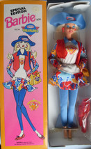 1992 KRAFT TREASURES   BARBIE DOLL  Special Edi... - $9.95