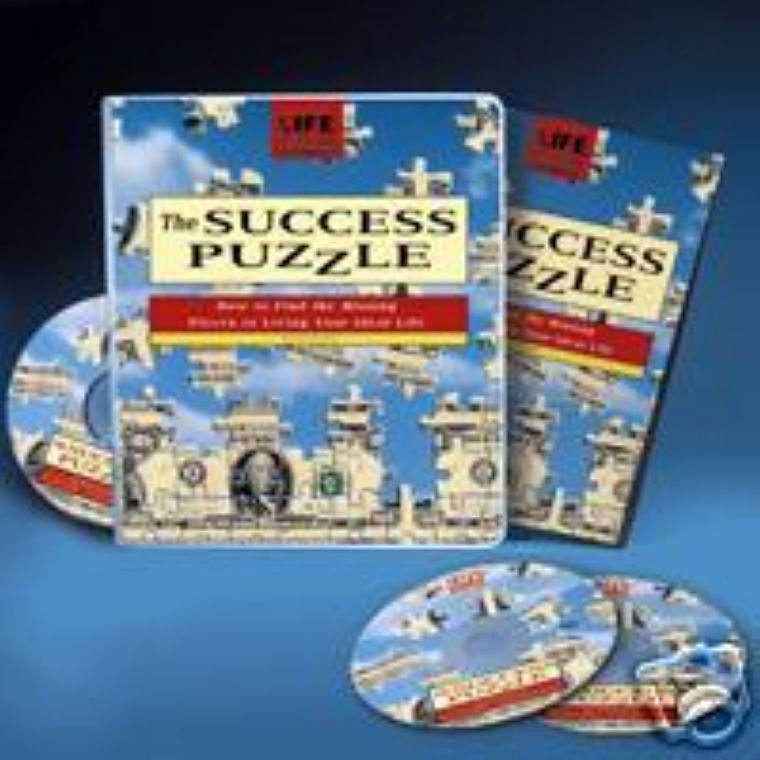 Primary image for BOB PROCTOR - THE SUCCESS PUZZLE SEMINAR (6 CD SEMINAR) THE SECRET MSRP $147.00