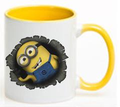 Minions Ceramic Coffee Mug CUP 11oz - $14.99