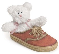 "Boyds Bears""Suzie..My First Sneaker"" Bear Foot Friends- #641017- New - $19.99"