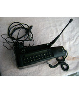LOT-45 ANTIQUE PHILIPS AP 4001 NMT NETWORK MOBILE PHONE ABOUT 1980 - $369.26