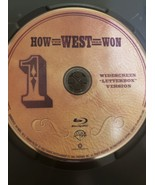 How the West Was Won (BD) [Blu-ray] DISC ONLY - $7.95