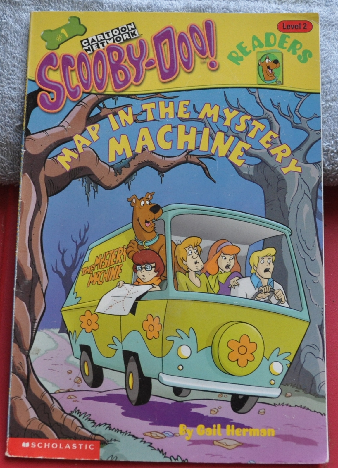 Scooby-Doo Map in the Mystery Machine Level and 50 similar items on scooby doo ruh-roh, scooby doo the mystery car, scooby doo adventures,
