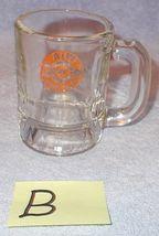 A W Root Beer Baby childs Mug Target Bulls Eye Arrow Logo B - $9.95