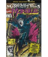 Marvel MORBIUS: THE LIVING VAMPIRE (1992 Series) #1 NM Polybagged - $1.89