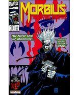 Marvel MORBIUS: THE LIVING VAMPIRE (1992 Series) #10 NM - $1.09