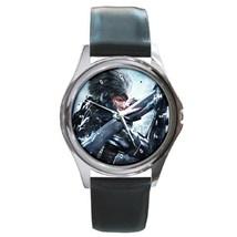 Metal Gear Rising Revengeance Game Leather Watch Wristwatch - $12.00