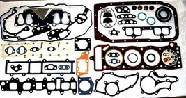 TOYOTA ENGINE 22RE, 22REC FULL GASKET SET 1985-ON europe 83-98 cressida ... - $61.33