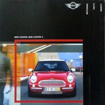 2003 Mini COOPER deluxe hardtop sales brochure catalog US 03 S - $10.00