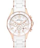 Marc by Marc Jacobs Quartz Rock White Dial Women's Watch MBM2547 - £179.65 GBP