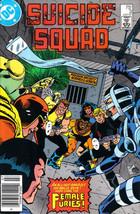 SUICIDE SQUAD #3 (1987 Series) NM! - $2.50