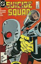 SUICIDE SQUAD #6 (1987 Series) NM! - $2.50