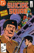 SUICIDE SQUAD #5 (1987 Series) NM! - $2.50