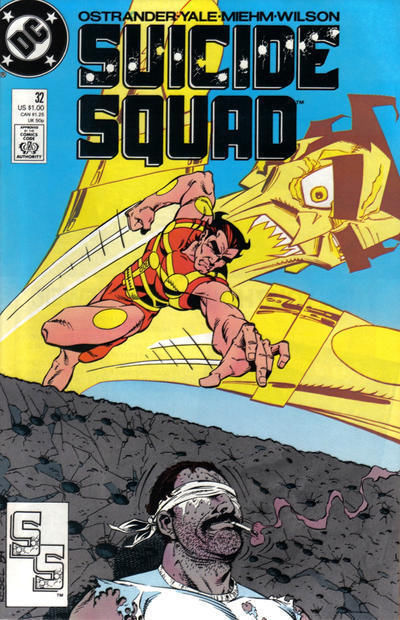 Primary image for SUICIDE SQUAD #32 (1987 Series) NM!