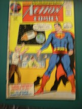 1972 JAN #408 DC ACTION COMICS *SUPERMAN* SUPERMAN'S 3RD IDENTITY 25 CEN... - $5.89