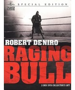Raging Bull (DVD, 2005, 2-Disc Set, Collector's Edition) - £3.60 GBP
