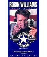 VHS GOOD MORNING VIETNAM ROBIN WILLIAMS MOVIE CLASSIC 1995 ORIGINAL PAPE... - £24.63 GBP