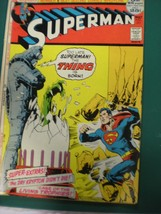 "Superman No 251 May 1972  ""F/ VF"" Awesome Classic - $16.69"