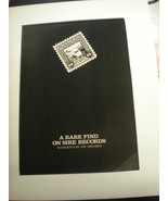 CLIMAX BLUES BAND 8x10 Poster 70's ADVERTISING FOR STAMP ALBUM - £48.28 GBP