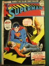 SUPERMAN 253 F-  June 1972 COMICS BOOK - $9.49