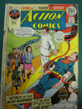 Action Comics -  Superman Classic Vintage Comic Gem! - $9.49