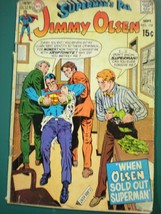 SUPERMAN'S PAL, JIMMY OLSEN #132 ~ SEPT 1970/DC ~ Bob Haney! Pete Costanza! - $9.49