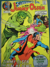 SUPERMAN'S PAL JIMMY OLSEN #136, Jack Kirby, 1954, FN+ - $9.49